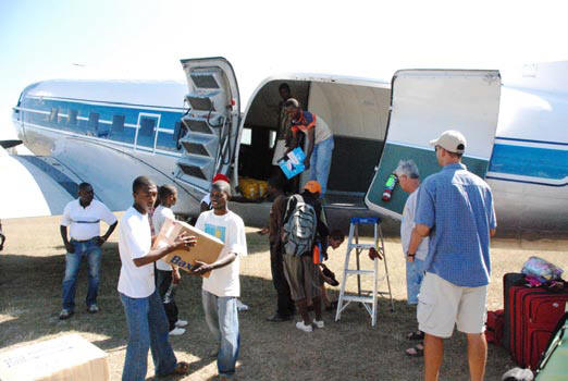 Help Haiti Recover - Medical Device Depot donates Medical Equipment